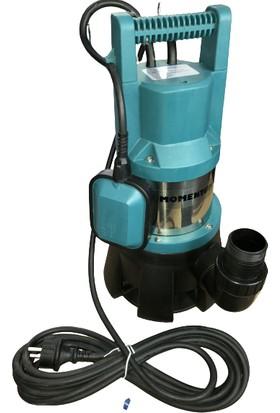 Momentum PQB-1300W - Plastik Gövdeli - Pis Su - Drenaj Pompası (Tonajlı)