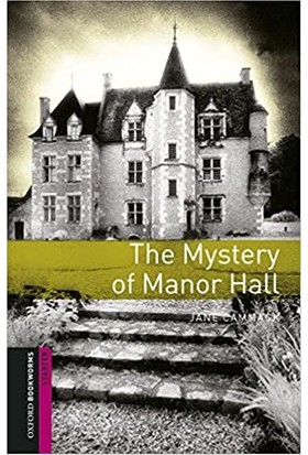 Obwl - Starter: The Mystery Of Manor Hall - Audio Pack - Jane Cammack