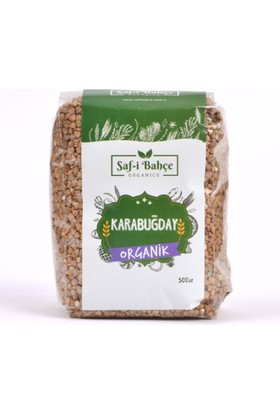Safi Bahçe Organik Karabuğday 500GR