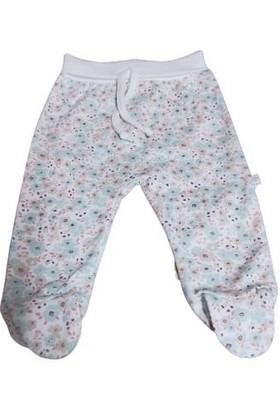 Albimini Boze Caramell Bebe Pantolon 6339 Yeşil