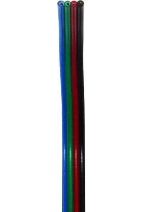 China 4lü Bitişik Kablo 4 Pin - 1 Metre