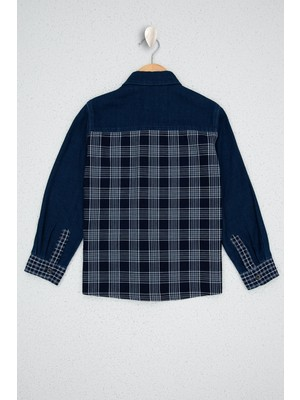 U.S. Polo Assn. Mavi Denim Gömlek 50209465-DN0023