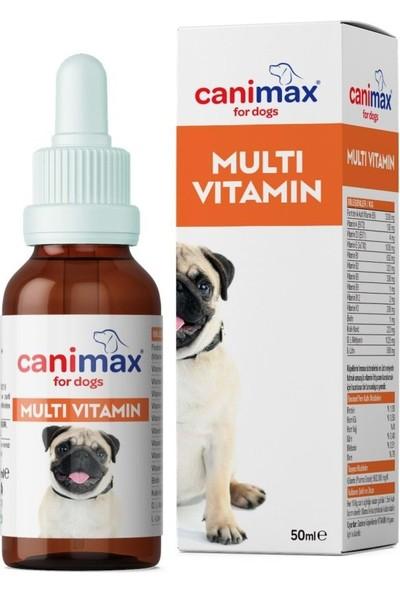 Canimax Köpekler Için Multivitamin 50 ml