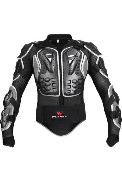 Wosawe Motorcu Pro Vücut Koruma Zırh Body Armor