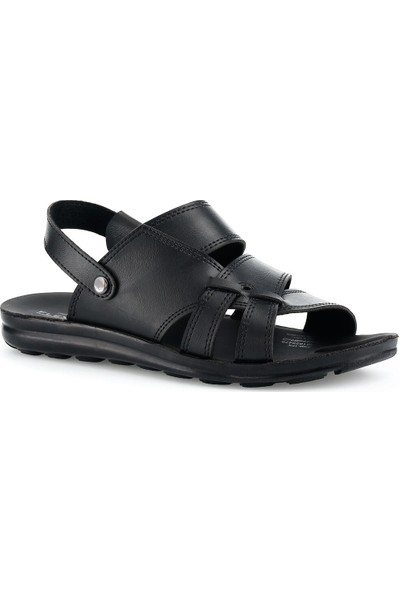 Snd-1 1fx Siyah Erkek Klasik Ayakkabı