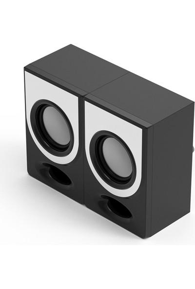 Soaiy SA-C10 Masaüstü USB Hoparlör