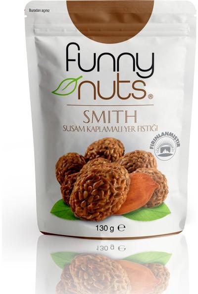 Funny Nuts Jumbo Paket Ay Çekirdeği, Jalapeno Çeşnili Yer Fıstığı, Susam Kaplamalı Yer Fıstığı, Şekersiz Yerfıstığı Ezmesi