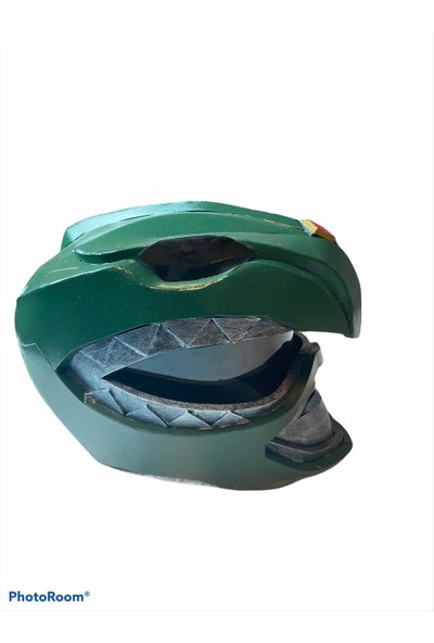 HMD Yeşil Ranger Maske