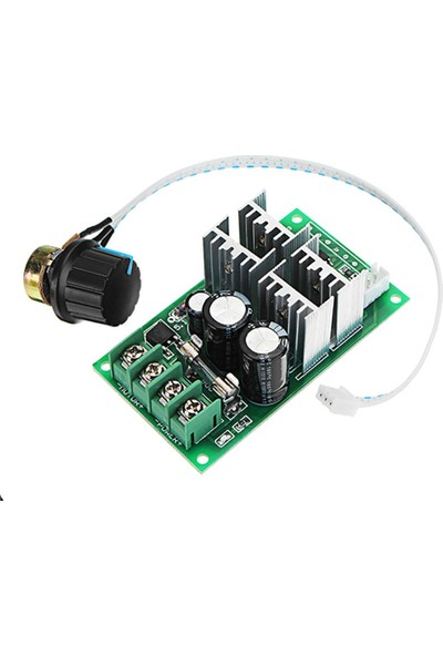 Knmaster Pwm (6-60V) 30A Dc Motor Hız Kontrol Devresi / Dimmer