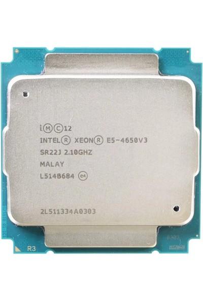 Intel Xeon E5 4650 V3 2.1ghz (2.8ghz Turbo) 30 MB 2011-3 Soket Tray Işlemci