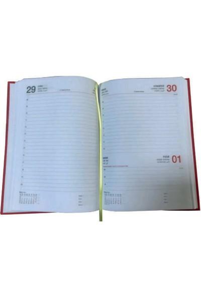 Lizy 17 x 24 cm 2022 Günlük Ajanda Cilt Bezi Lacivert Nn Design Pack 17 x 24 cm Haftalık Planlayıcı