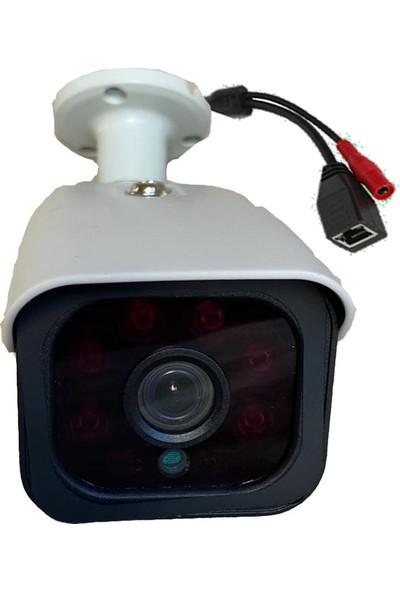 Qromax Pro 30Sk6 Ip 3 'Lü 5 Megapiksel Sony Lens 1080P Aptina Sensör Güvenlik Kamerası Seti