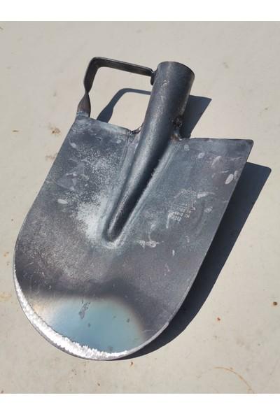 Yenal Bel Küreği Ultra Çelik Ağzı Bilenmiş Arkası Kapalı