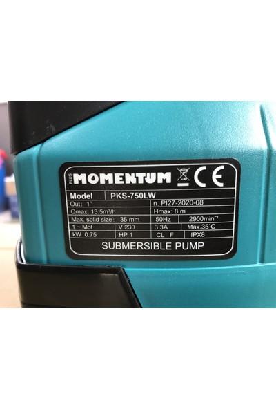 Momentum PKS-750LW - Gizli Flatörlü - Pis Su - Drenaj Pompası