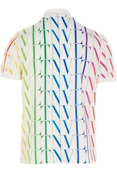 Valentino Garavani Valentino Erkek T-Shirt VV3MH01T6LKL81