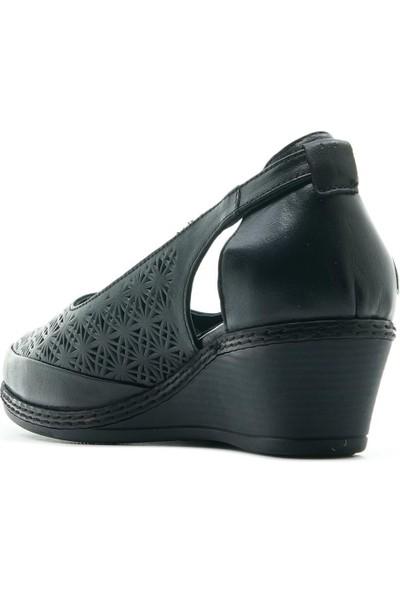 Mammamia Kadın Günlük Deri Ayakkabı D21YA-470