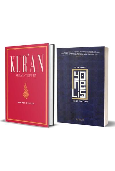 Yüzleşme Yayınları Kur'an Meal Tefsir & Yöneliş 2 Kitap Set