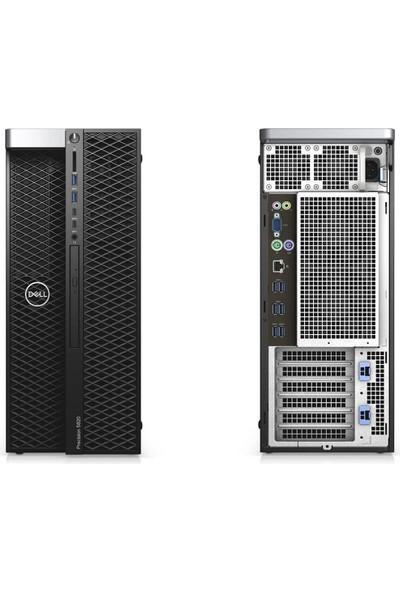 Dell Precision T5820 Intel Xeon W 2235 128GB 2TB HDD + 1TB SSD P1000 Windows 10 Pro Masaüstü Iş Istasyonu TKNT5820RKS35A23