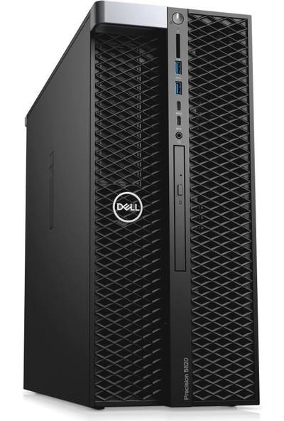 Dell Precision T5820 Intel Xeon W 2235 64GB 1TB HDD + 1TB SSD RTX3090 Windows 10 Pro Masaüstü Iş Istasyonu TKNT5820RKS35A27