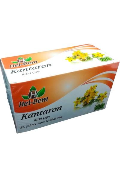 Hel-Dem Kantoron Bitki Çayı 20 Süzen Poşet