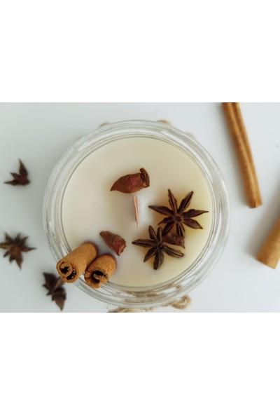 Meriç Tasarım Atölyesi Aromatik Soya Mumu