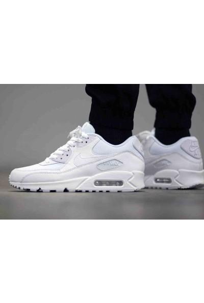 Nike 537384-111 Air Max 90 Essential Erkek Spor Ayakkabı