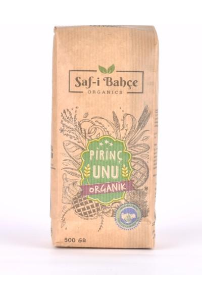 Safi Bahçe Organik Pirinç Unu 500GR
