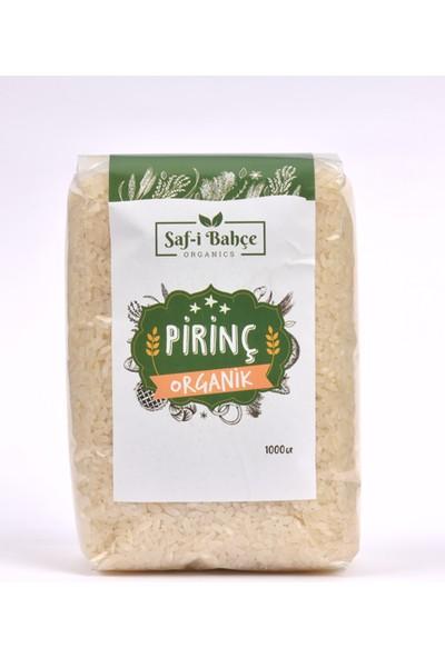 Saf-i Bahçe Organik Pirinç 1 kg