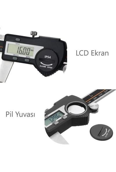 Loyka 5110-300 Dijital Kumpas 0-300MM (IP54 Korumalı)