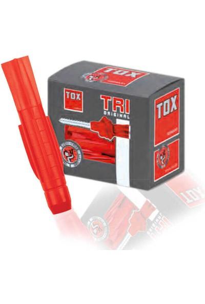 Tox 10X61 Tri Çok Amaçlı Dübel (010 700 16 1) 6 Adet