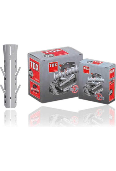 Tox 6X30 Sd Barracuda Roket Dübeli (013 700 04 1) 24 Adet