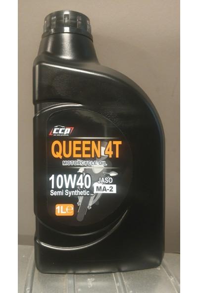 Ccp Queen 10W-40 Yağ 1 Lt