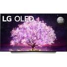 """LG OLED48C14LB 48"""" 122 Ekran Uydu Alıcılı 4K Smart OLED TV"""