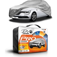 Pk Pandakılıf Renault Megane Sedan Uyumlu Profesyonel Premium Oto Branda - 4 Mevsim Koruma
