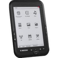 Gahome BK-6006 Taşınabilir E-Kitap Okuyucu 16GB E-Mürekkep Siyah (Yurt Dışı)