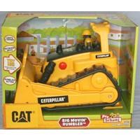 """Toy State Cat Big Movin' Rumbler Motorlu 11"""" Buldozer Oyuncak Sesli Işıklı ve Hareketli"""