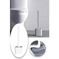 Pazarika Tuvalet Fırçası Silikon Tuvalet Fırçası Tutucu