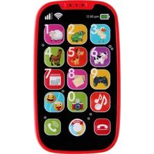 Let's Be Child Eğitici Akıllı Telefon - Kırmızı