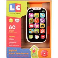 Let's Be Child Eğitici Akıllı Telefon - Beyaz