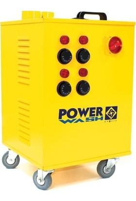 Powerwash Rm 07 Sıcak Hava Makinesi Trifaze