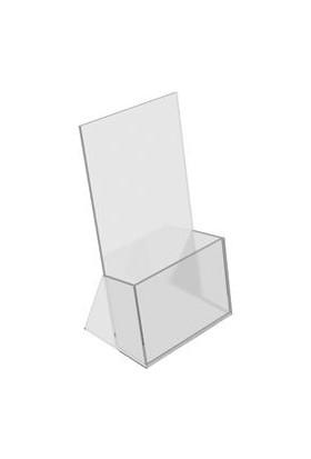 Snapper Masa Üstü Broşürlük A5 15 x 21 cm