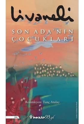 Balıkçı ve Oğlu - Son Ada'nın Çocukları, Zülfü Livaneli 2 Kitap
