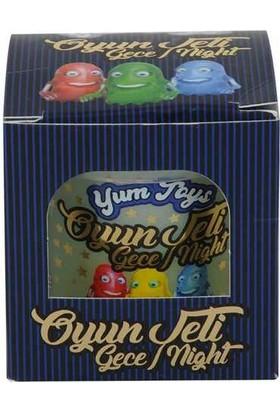 Yum Toys Gece Parlayan Oyun Jeli 140 gr