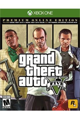 Grand Theft Auto V: Premium Edition Xbox One Series X|S