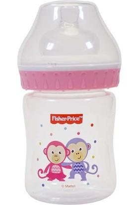 Fisher Price Geniş Ağız 125ML Pp Biberon Maymun