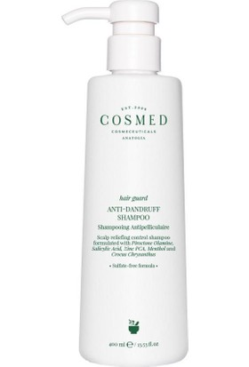 Cosmed Hair Guard Anti-Dandruff Shampoo 400 ml