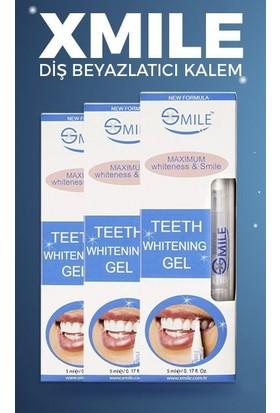 CN Ticaret Xmile Sağlık Bakanlığı Onaylı Mucize Diş Beyazlatma Kalemi 5ml Jel - Theeth Whitening Gel