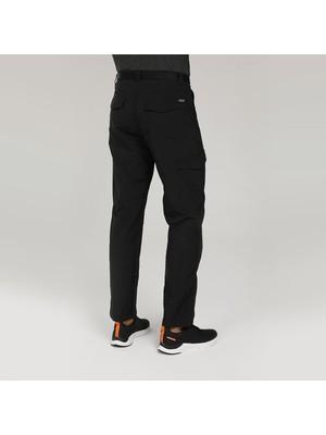 Lumberjack SN523 Davıd Cargo Pants Siyah Erkek Pantalon