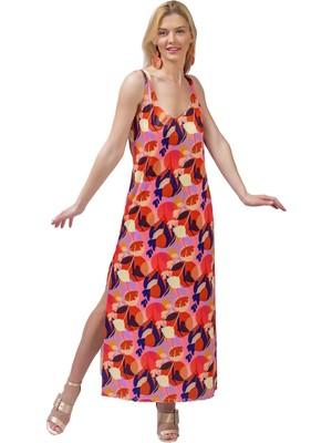Şeilamia Fiorella Atlet Elbise Mix