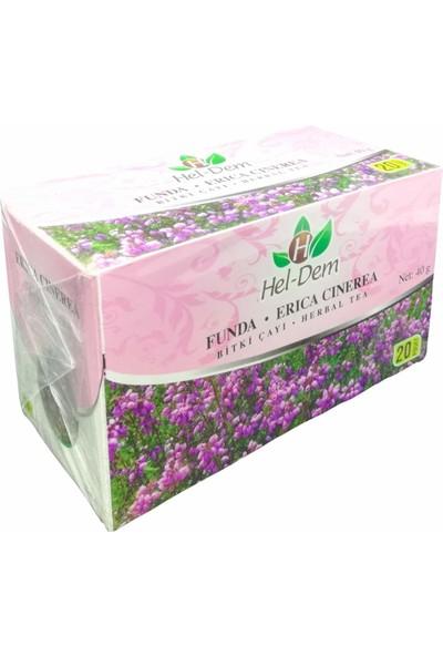 Hel-Dem Funda Bitki Çayı 20 Süzen Poşet